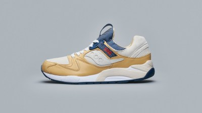 sneakersnstuff saucony grid 9000 business class 2