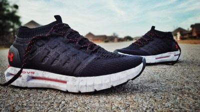 Under Armour HOVR Phantom first impression