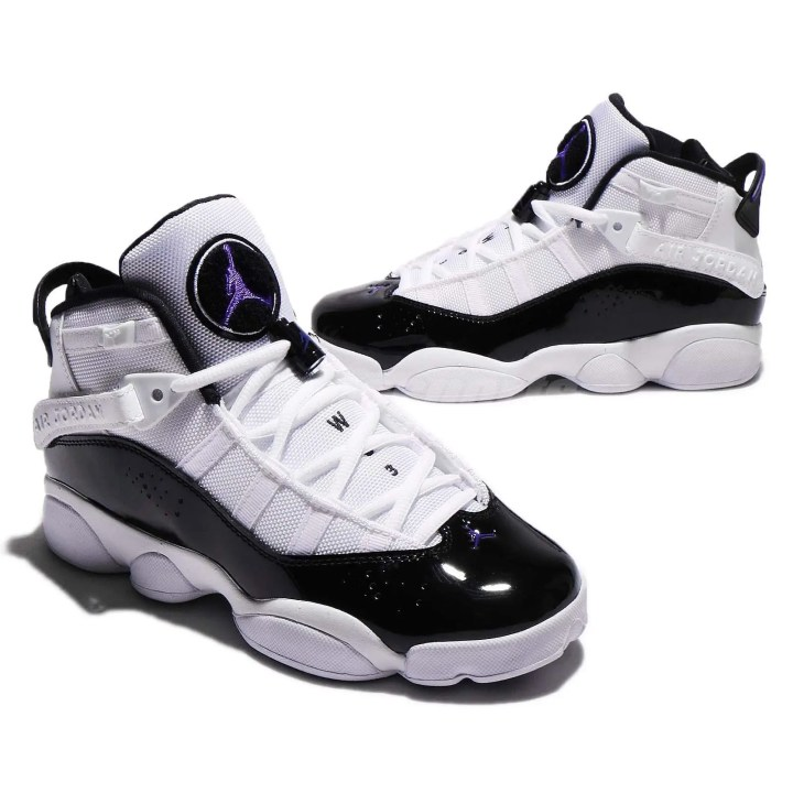 The Jordan 6 Rings Returns In Concord Weartesters
