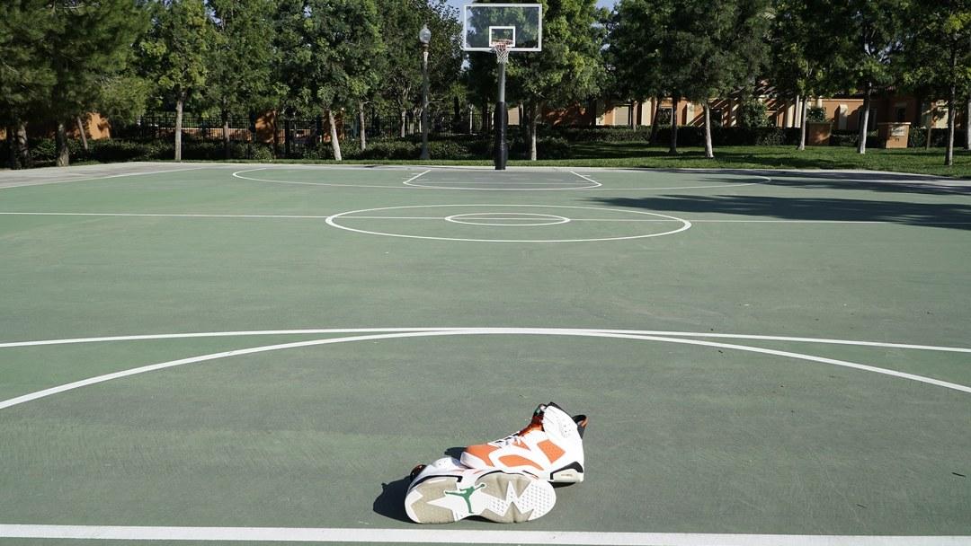 be like mike Air Jordan 6 1