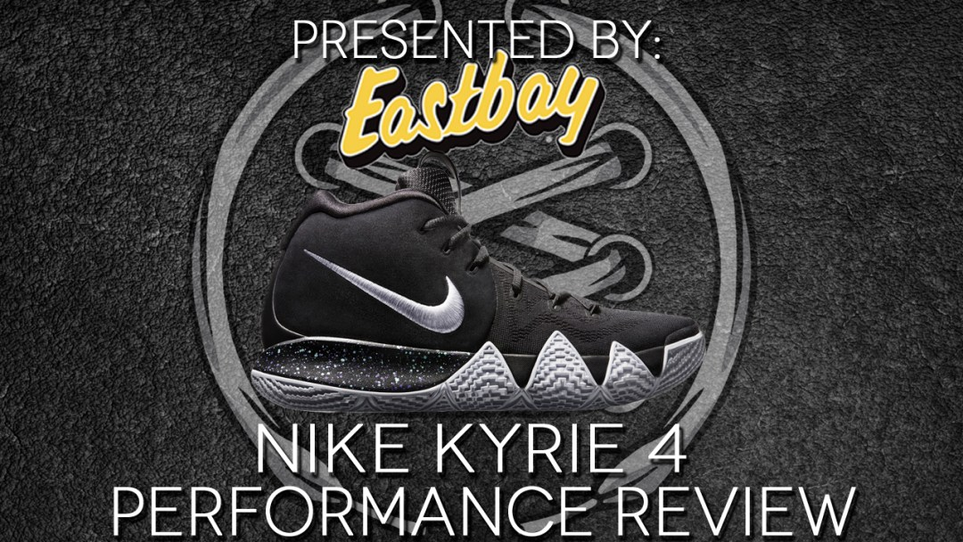 online store 28af3 772d8 Nike Kyrie 4 Performance Review - WearTesters