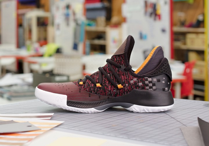 adidas harden nu black lace up the ultimate sneaker challenge winner 5