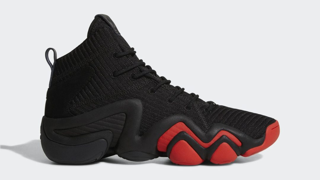 new product fadc8 c4910 adidas crazy 8 ADV PK red 7