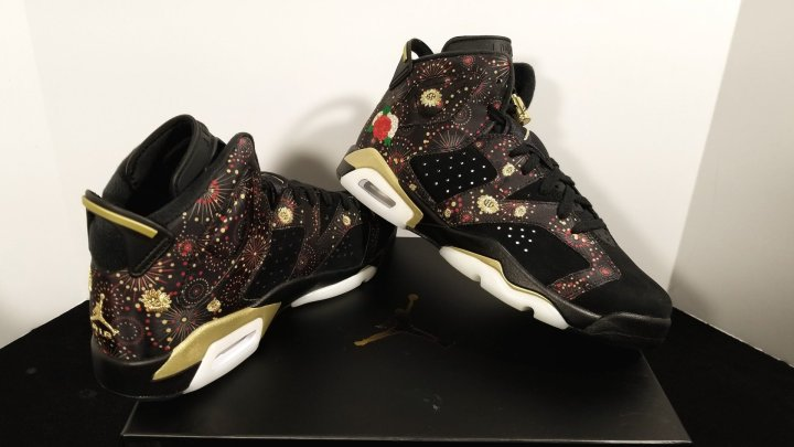 air jordan 6 chinese new year 1