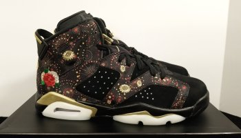 9e68ccc3739 First Look at the Air Jordan 6 Retro 'Chinese New Year' - WearTesters