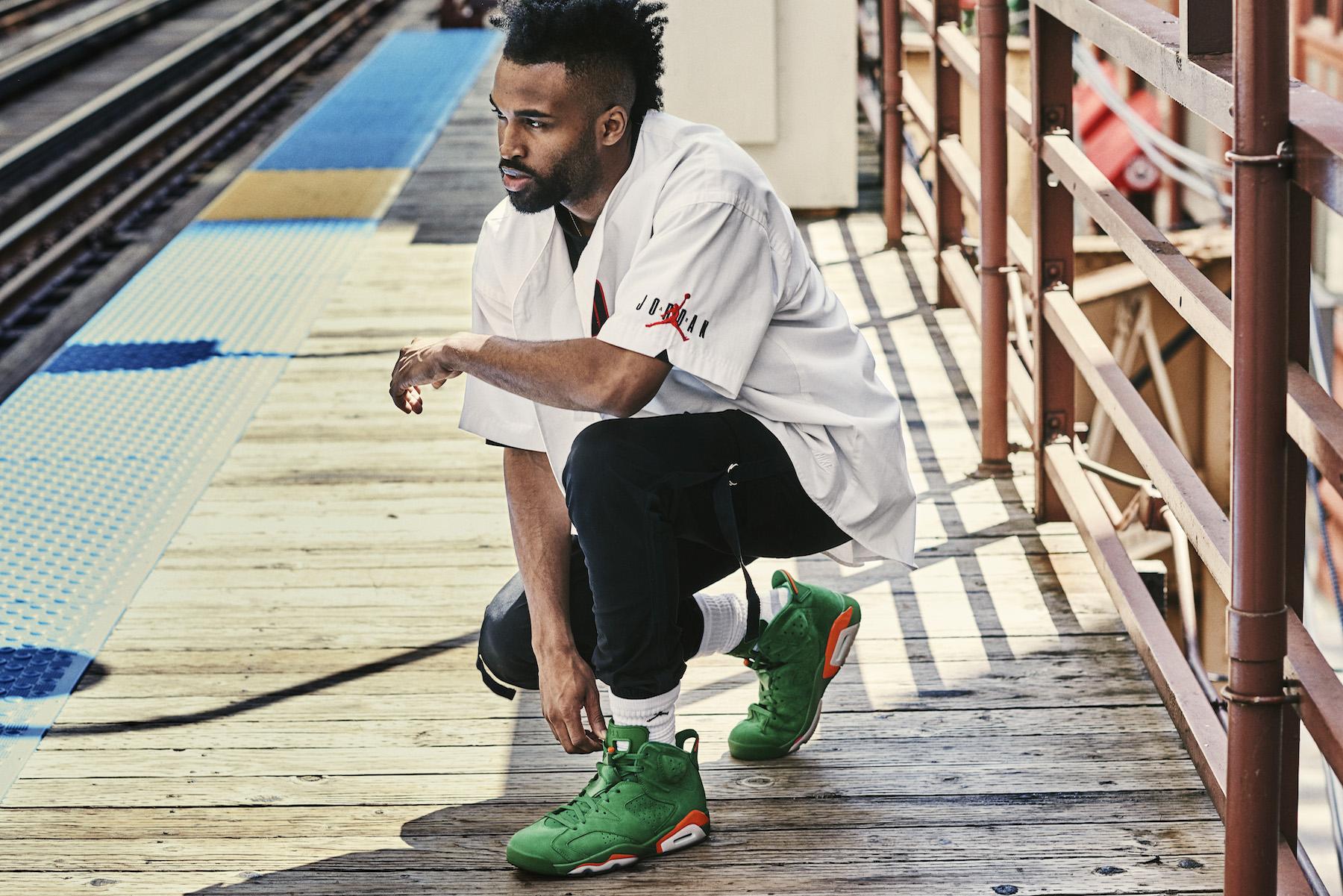 b73ce1a1e55341 Jordan Brand   Kicks On Court   Retro Lifestyle ...