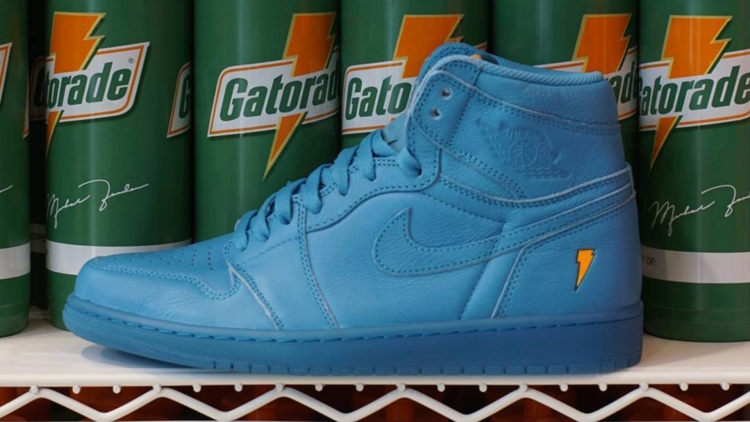 4edf503fb1b72c The Gatorade Air Jordan 1  Like Mike  Pack is Available Early at ...