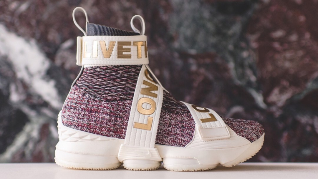 244a6be3bbc6 Kith Unveils the Nike LeBron Lifestyle 15 and its Unique Straps ...