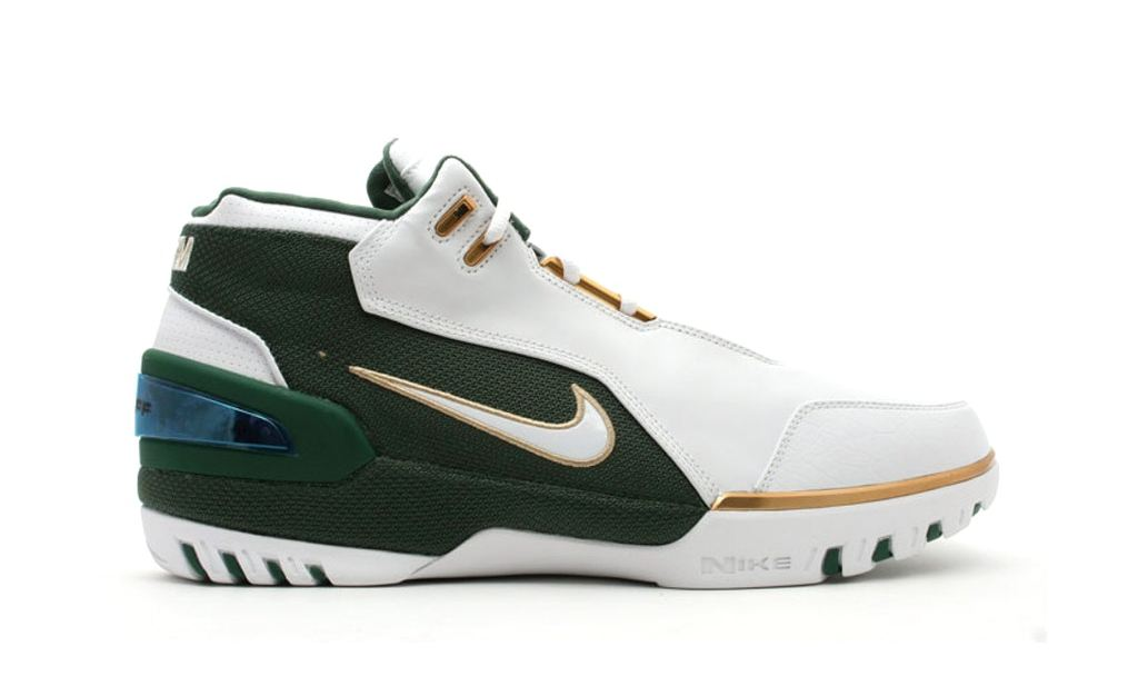newest 426e5 c850d lebron nike air zoom generation svsm