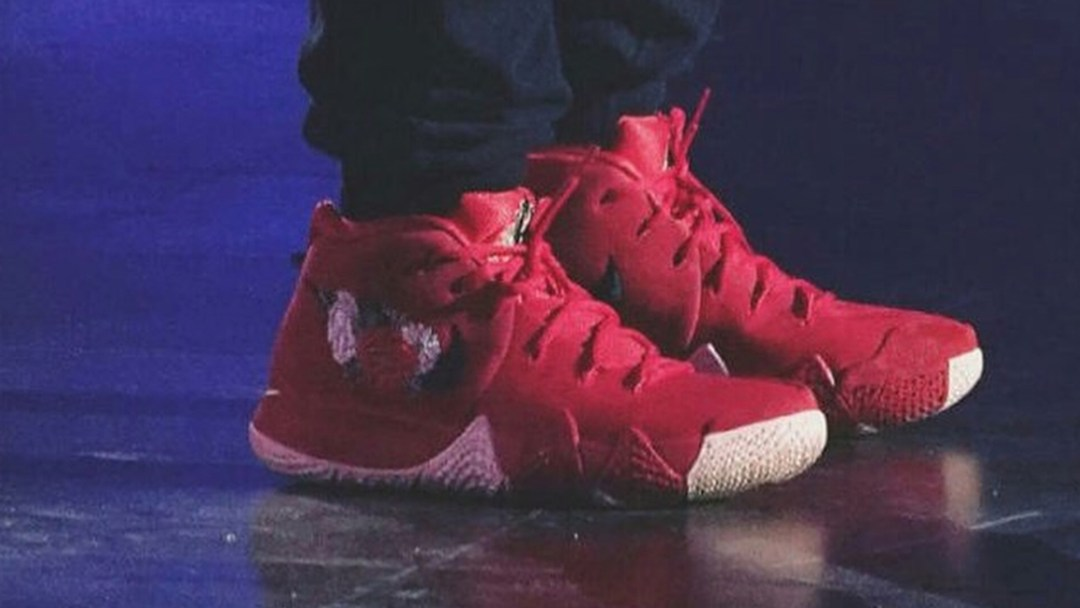 eb339506fe9 Possible Nike Kyrie 4  Chinese New Year  Spotted - WearTesters