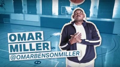 omar miller shoot your shot under armour