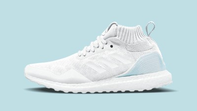 e05b3336a A Quick Look at the Parley adidas Ultra Boost Mid for 2018