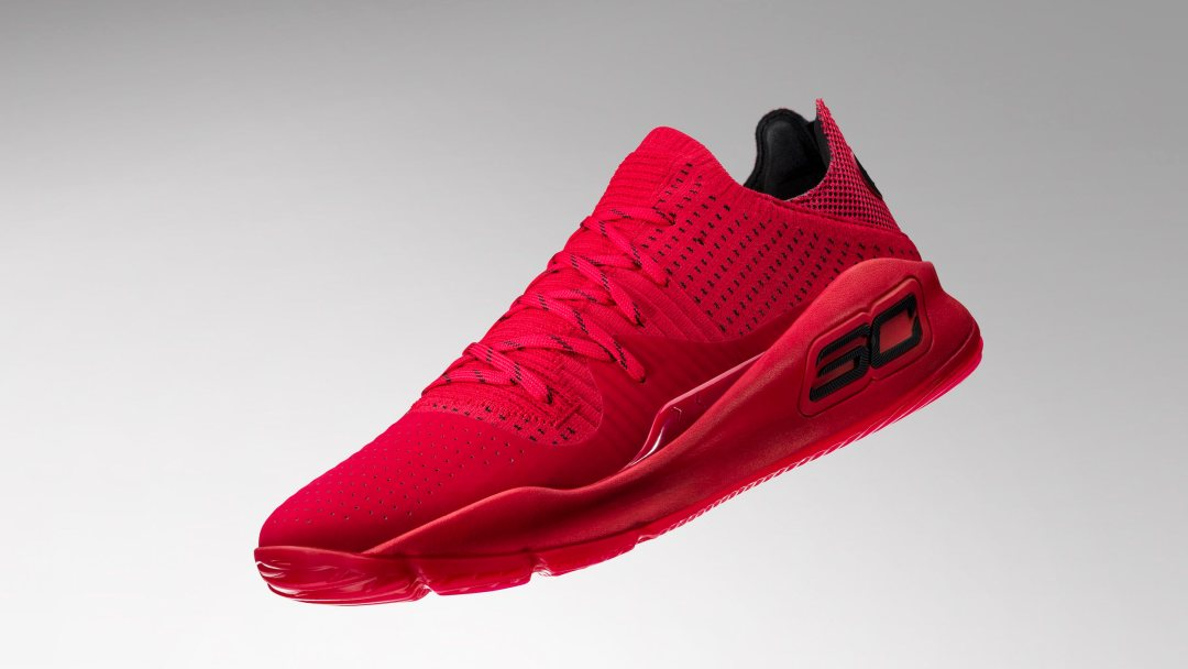 under armour curry 4 low nothing but nets 1