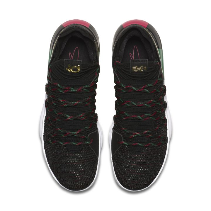 promo code 22d8b 737af What do you think of the way Nike s 2018 BHM Collection is shaping up   Which of the two shoes pictured here was executed better  Let us know in  the comments ...