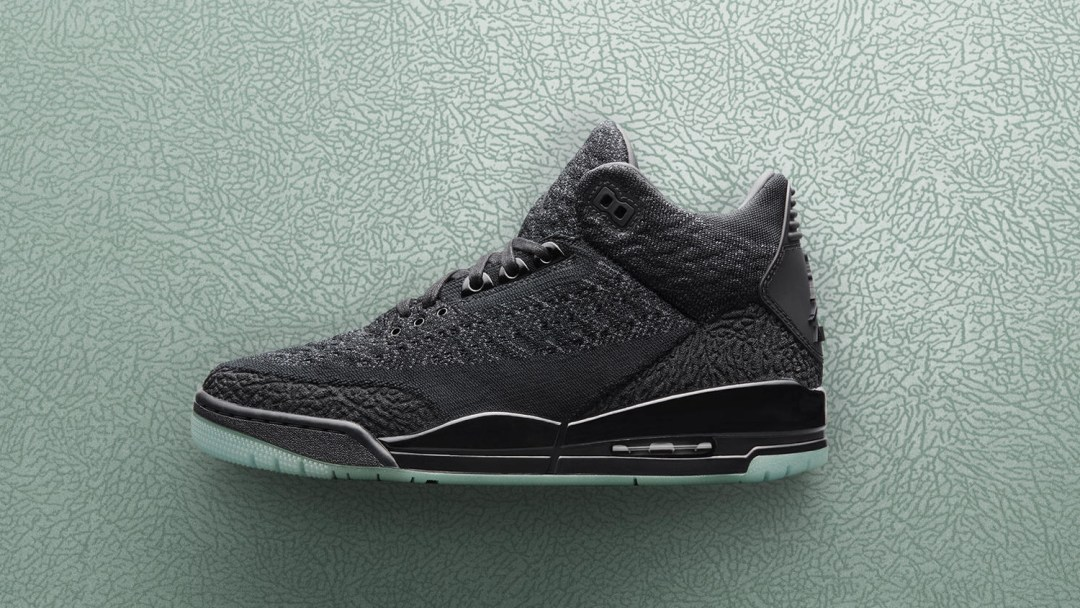 579708b5910a5 The Air Jordan 3 is the Next Model to Receive the Flyknit Treatment ...