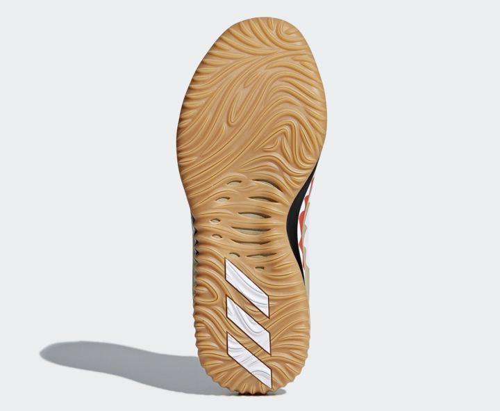 adidas dame 4 BAPE official 6