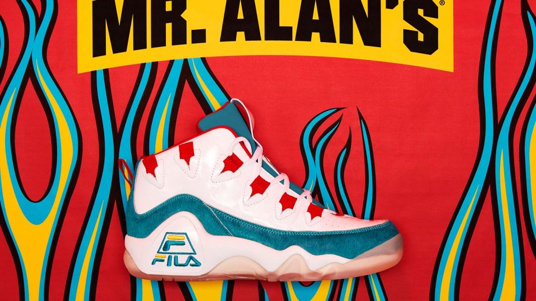 1cca2ebcbd Mr. Alan's Unveils Limited-Edition FILA 95 - WearTesters