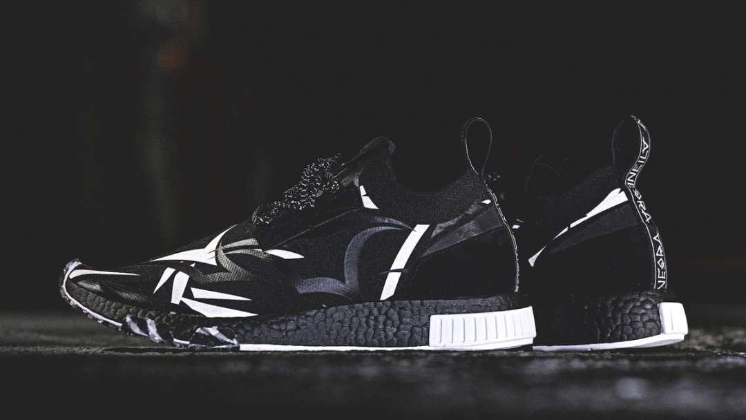230e77c2b2920 The JUICE x adidas Consortium NMD Racer  Alienegra  is Officially ...