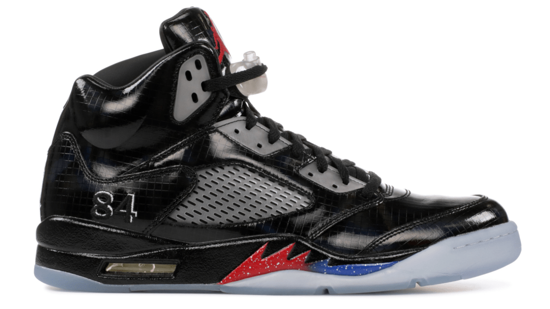 3238b7595643 Mark Wahlberg s Air Jordan 5  Transformers  Sample is Listed for an ...