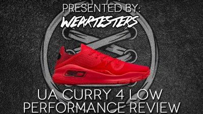 Under armour curry 4 low performance review featured
