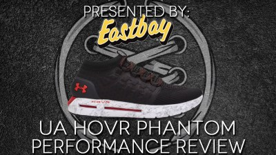 Under Armour HOVR Phantom performance review