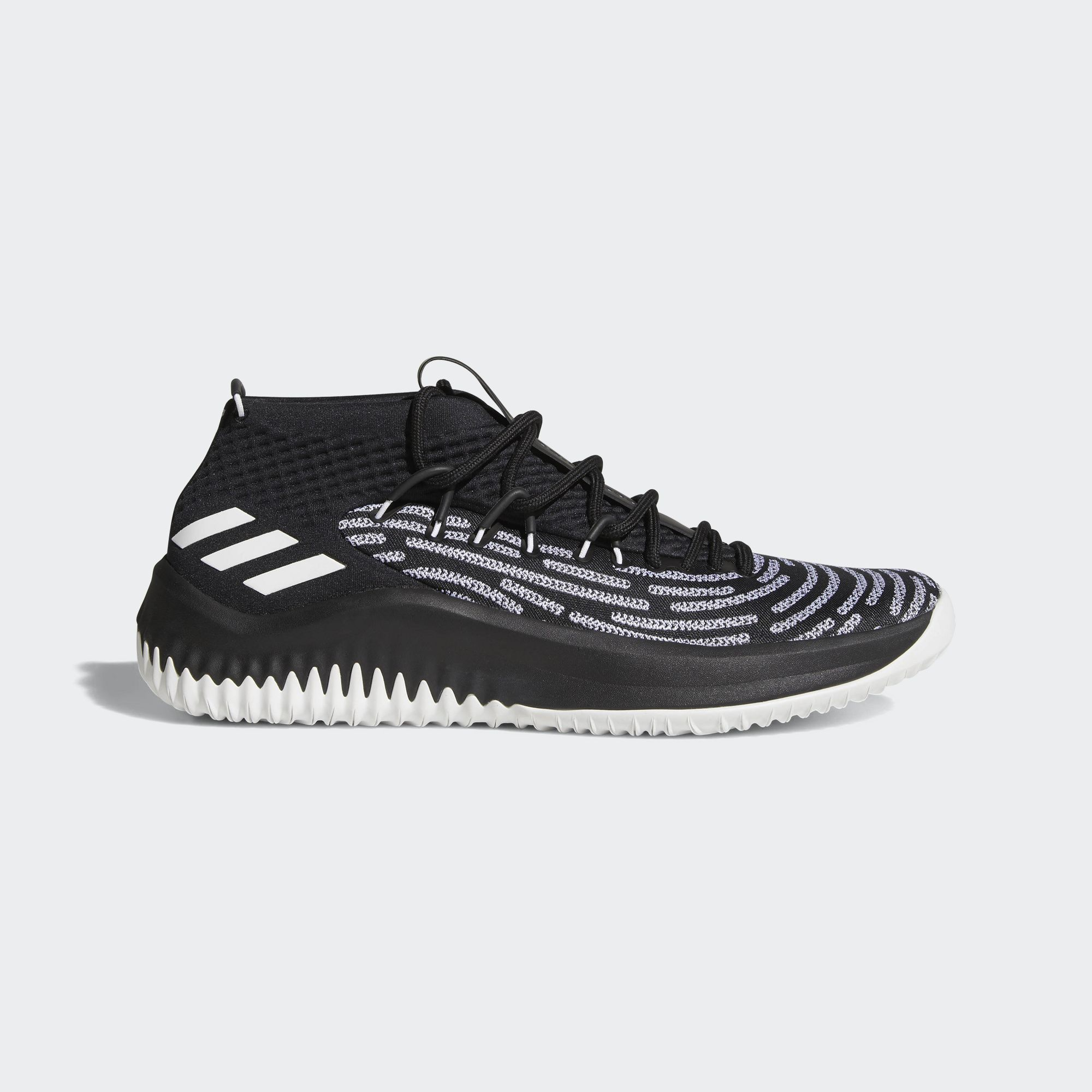 b944e5046c65 adidas Dame 4 Set to Release in New Black and White Colorway ...
