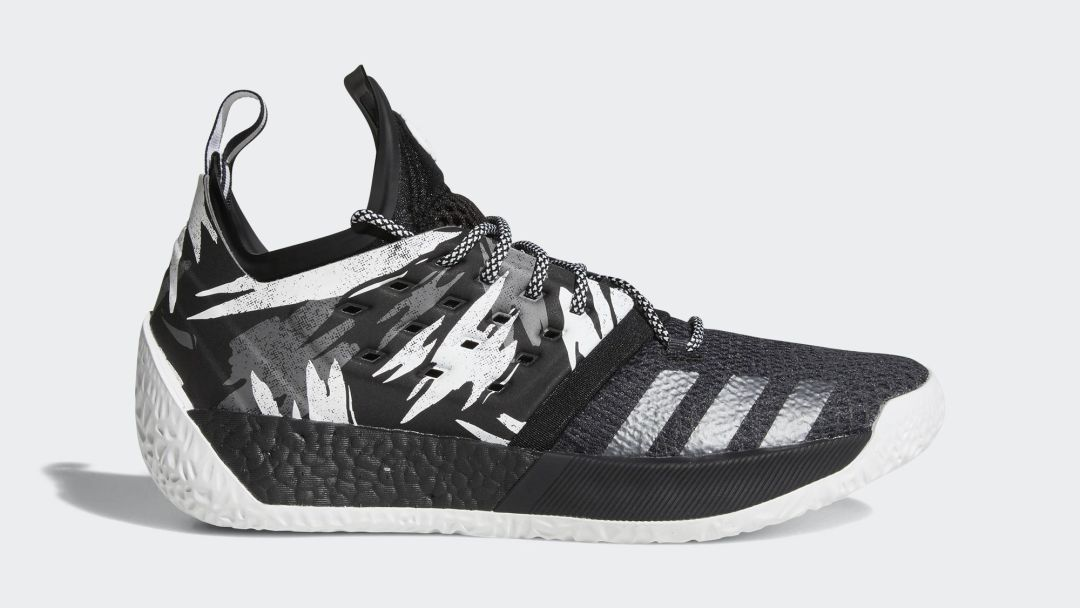 The adidas Harden Vol 2  Traffic Jam  Releases in March - WearTesters 4e117e91b8