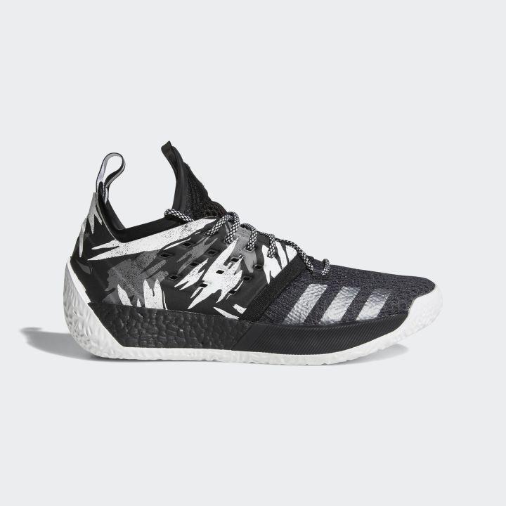 adidas harden vol 2 black white 1