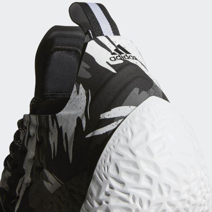 adidas harden vol 2 black white 7
