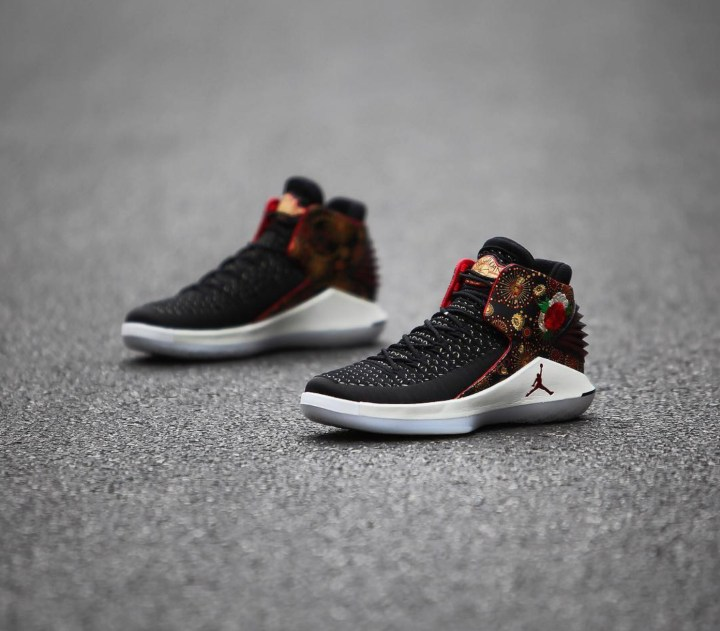 b7c1486eb21 The Air Jordan 32 'Chinese New Year' Drops Next Month at Eastbay ...