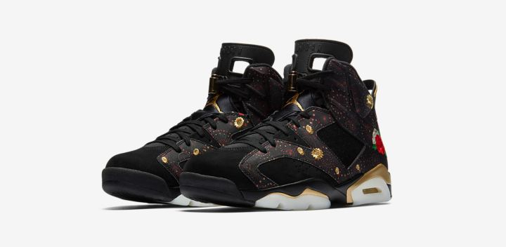 air jordan 6 chinese new year official 4