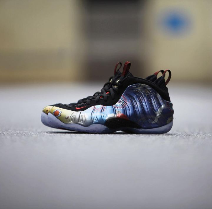 nike air foamposite one CNY 14