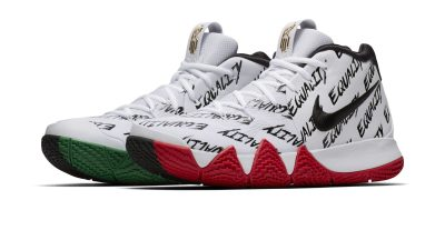 3d7c671e6aa0 The Nike Kyrie 4  BHM  Releases on Martin Luther King Jr. Day