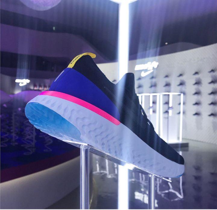 Nike Epic React Flyknit 4