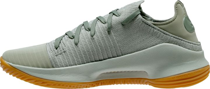 under armour curry 4 low green gum 2