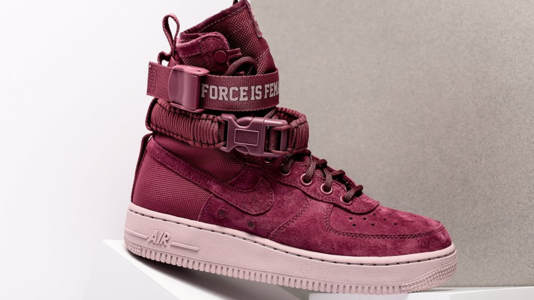 The Nike SF-AF1  Force is Female  is Arriving at Retailers - WearTesters 95037c7635