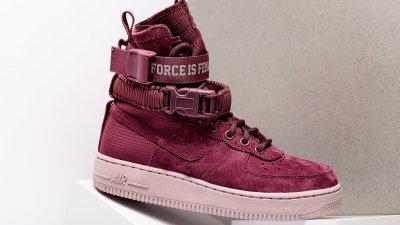 womens Nike SF-AF1 Force is Female 3