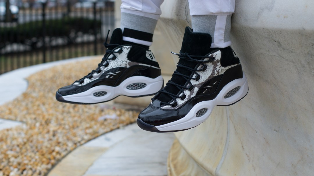 the latest 0a5f8 36888 BAIT reebok question snake 2.0 -1-2