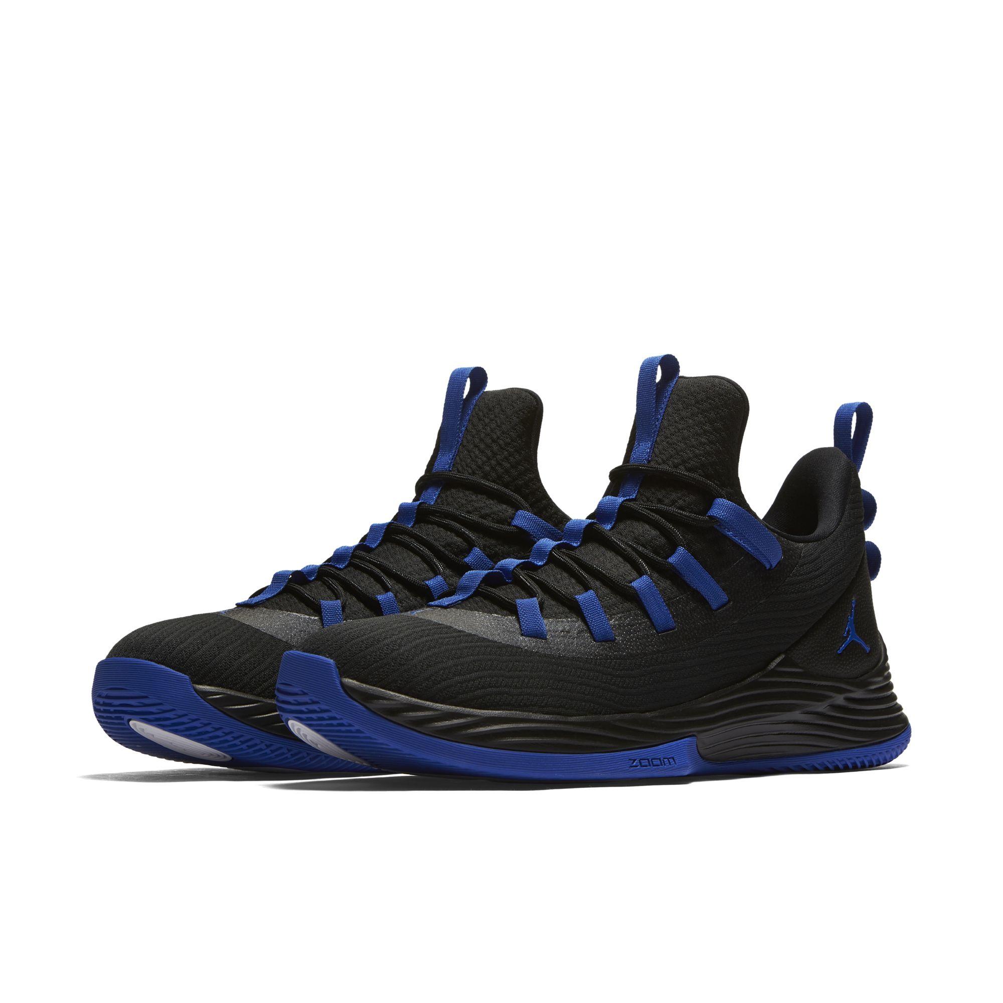 cheap for discount c95ba 871ea jordan ultra fly black and blue Men s NIKE lunar ...