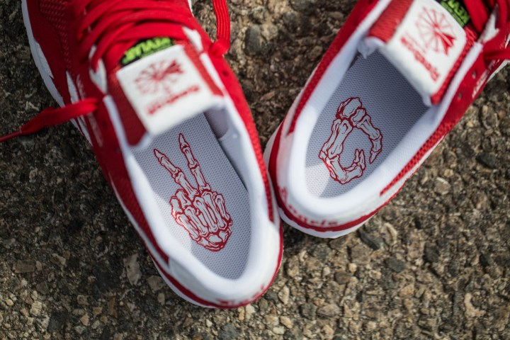 733c10276126 YG Links with Reebok for Kevlar-Infused Classic Nylon  4HUNNID ...