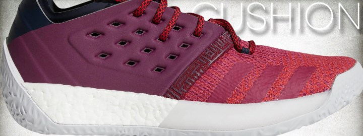 adidas Harden Vol 2 Performance Review cushion