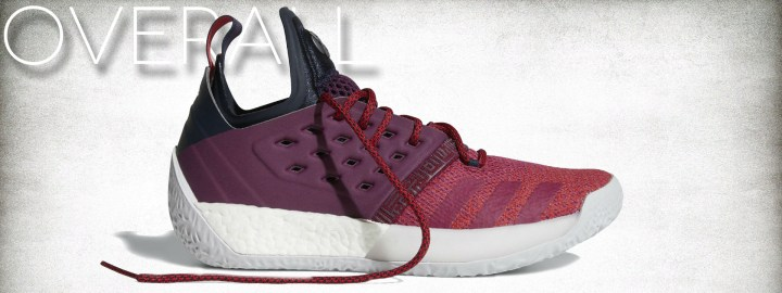 adidas Harden Vol 2 Performance Review overall
