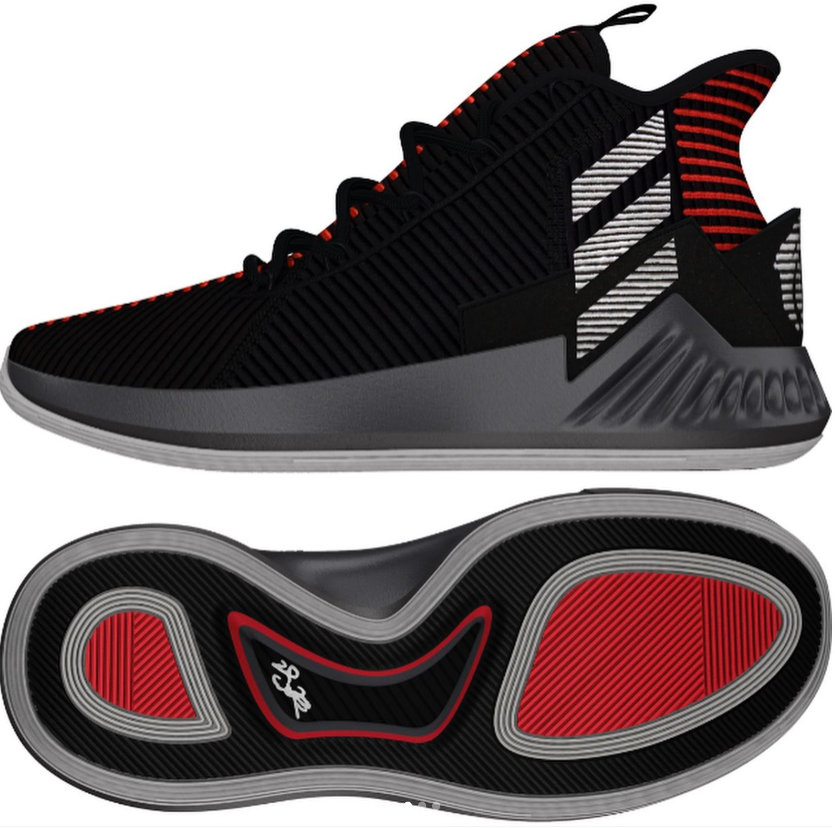 huge selection of 0e6db a78a1 adidas d rose 9 leak 2