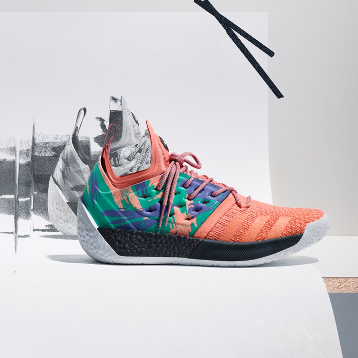 buy cheap 7b78c 8f1a2 adidas Unveils Three Harden Vol 2 Colorways - Ignite, Vision, and ...