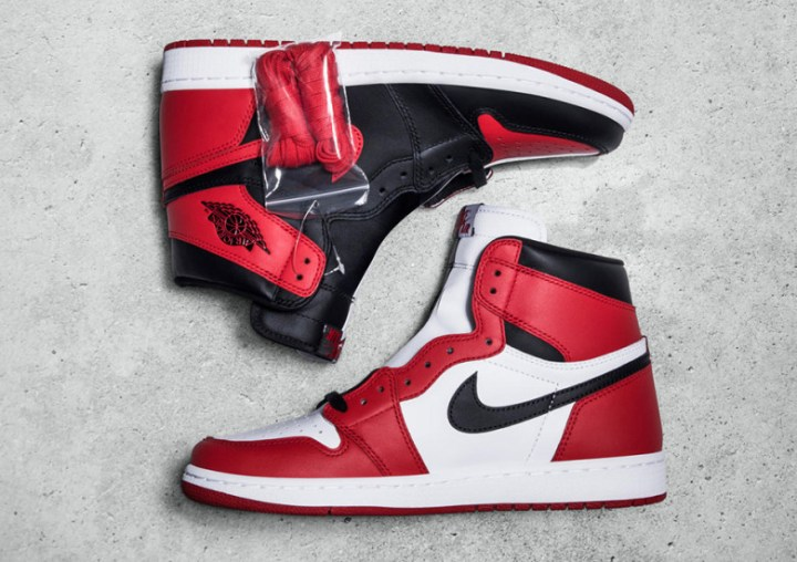 3277248ccd3 The Air Jordan 1 Retro High OG NRG  Homage to Home  Combines the ...