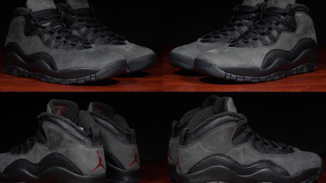 76c54cfc989719 The Air Jordan 10  Shadow  Will Return This Spring - WearTesters