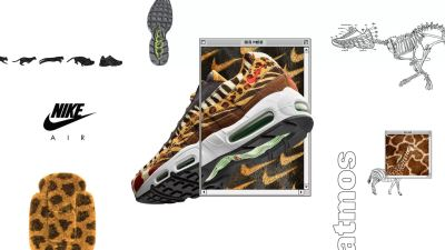 atmos animal pack 2.0 nike air max 95
