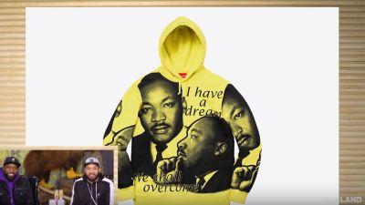 desus and mero supreme MLK collection