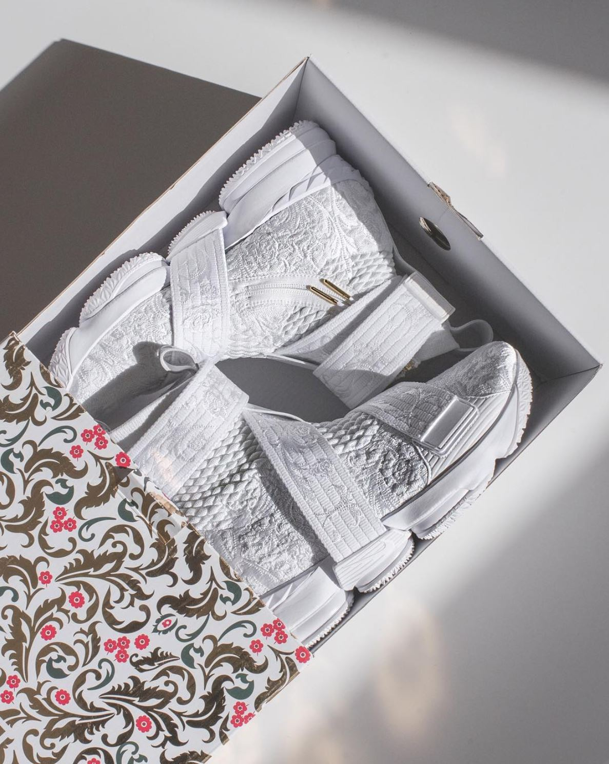 267d2ed0f0ec Ronnie Fieg Isn t Finished with the Nike LeBron 15 Lifestyle ...