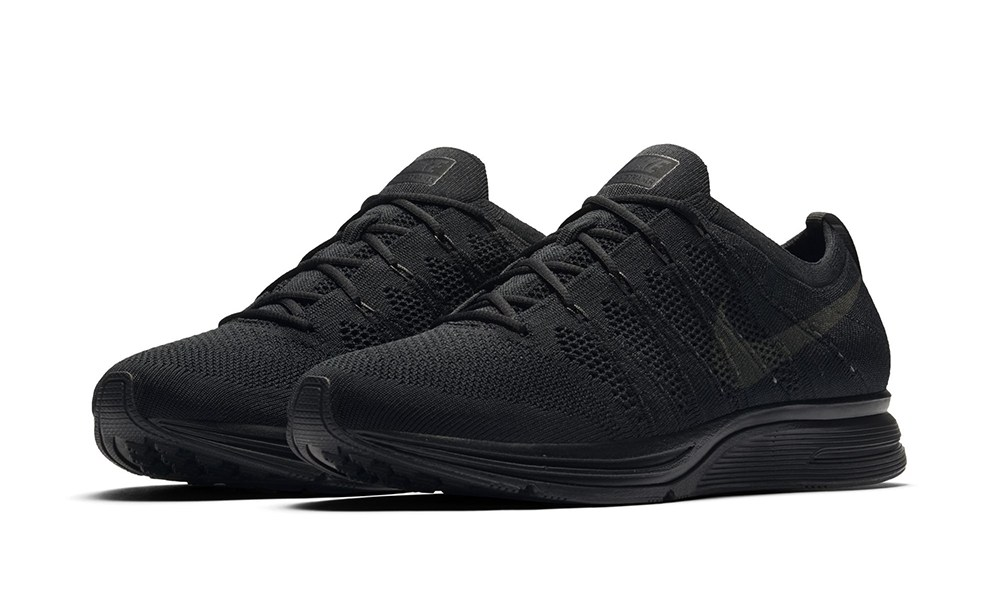 32977a7383c1a A Triple Black Nike Flyknit Trainer is on the Horizon - WearTesters